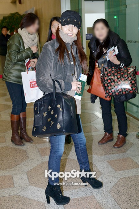 BoA Leaving to Japankey=>12 count13