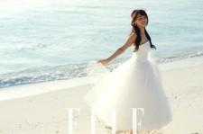 Sunye ELLE Wedding Photo Shoot