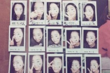 moon geun young polaroid pictures
