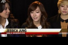 SNSD Associated Press Interview Gets Record Hits!