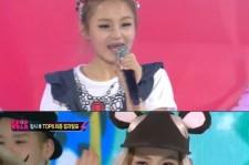 lee hi comeback stage on kpop star 2