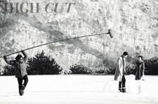That Winter High Cut Photo Shoot