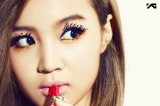 Lee Hi's 1st Album: First Love Concept Photos