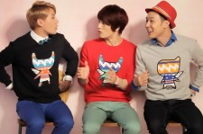 NII 2013 SPRING JYJ Interview Video Captures