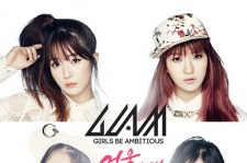 GLAM Tries Out Trot Genre with New Song, 'In Front of the Mirror'