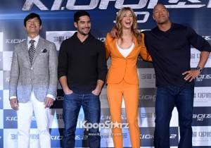'G.I. JOE 2' Press Conference