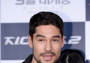 Actor D.J Cotrona Attends 'G.I. JOE 2' Press Conference