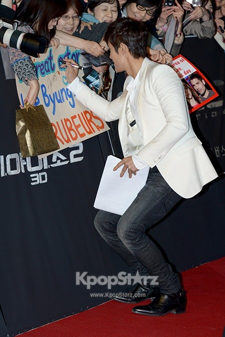 'G.I. Joe 2' World Premiere in Seoul key=>4 count21