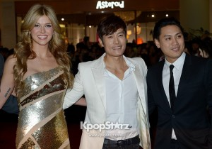 'G.I. Joe 2' World Premiere in Seoul