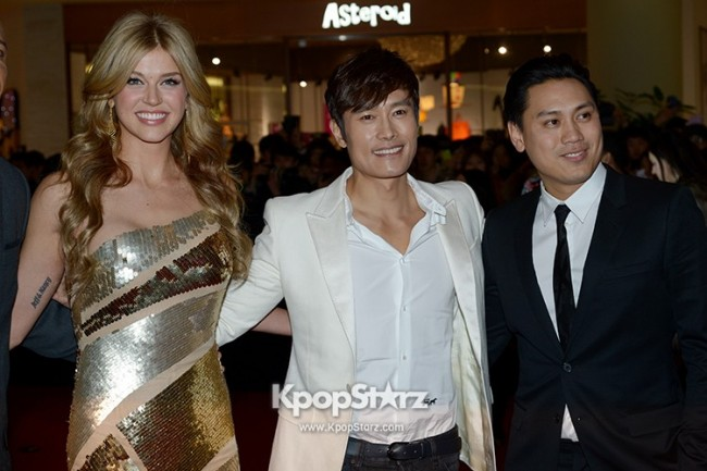 'G.I. Joe 2' World Premiere in Seoul key=>0 count21