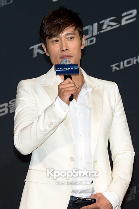 'G.I. Joe 2' World Premiere in Seoul key=>11 count21