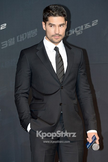 'G.I. Joe 2' World Premiere in Seoul key=>17 count21