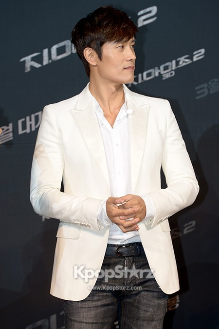 'G.I. Joe 2' World Premiere in Seoul key=>18 count21
