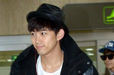2PM at Kimpo Airport Return to Korea from Japan on March 12, 2013