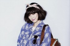 f(x) Sulli Innocent and Cute for Oh Boy! Magazine