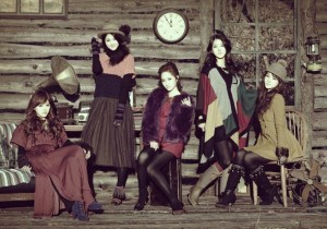 SPICA's Member Style Photo