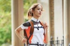 Girls' Generation's Yoona's 2013 S/S Endorsement Photos for EIDER Outdoor Clothing Brand