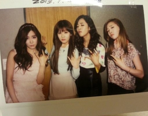 Girls' Generation Shows off their 'Gangster' Poses? 'Charisma'