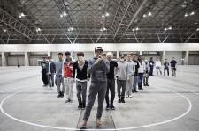 JYJ Tokyo Dome Practice