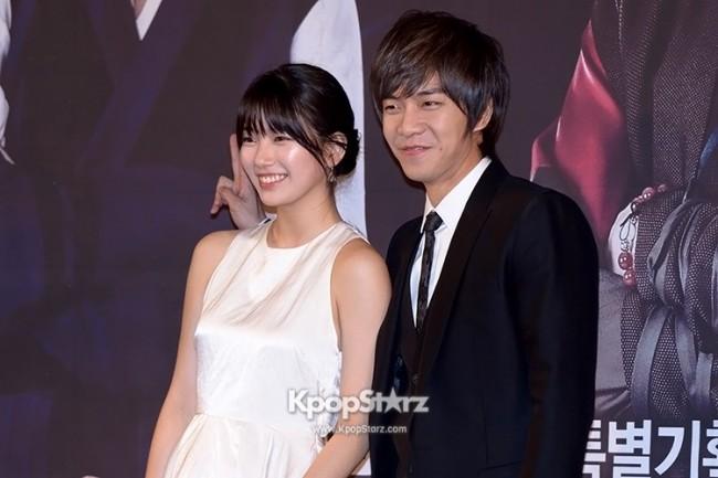 lee seung gi and suzy - photo #4