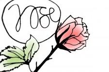 Lee Hi Reveals Her Rose Drawing, 'Talented Artist'
