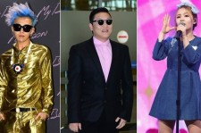 YG Artists Come Together for Psy's Concert? 'G-Dragon-Lee Hi'