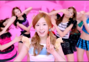 Girls' Generation's Beep Beep - Music Video Captures