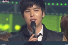 lee jang woo leaves music bank