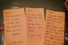 tablo notes from fans