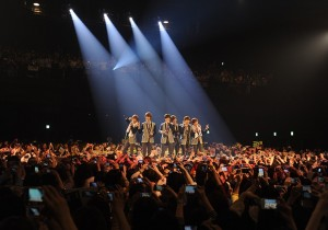 Boyfriend's 3rd Single 'Melody of The Pupil' Launch Event in Japan