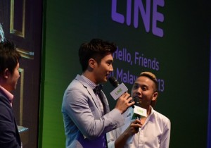 Choi Siwon and the Naver LINE Bunny: Spring in Malaysia [PHOTOS]