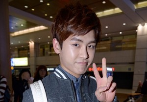 INFINITE Airport - April 14, 2013