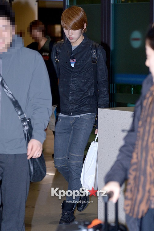 INFINITE Airport - April 14, 2013 key=>3 count9