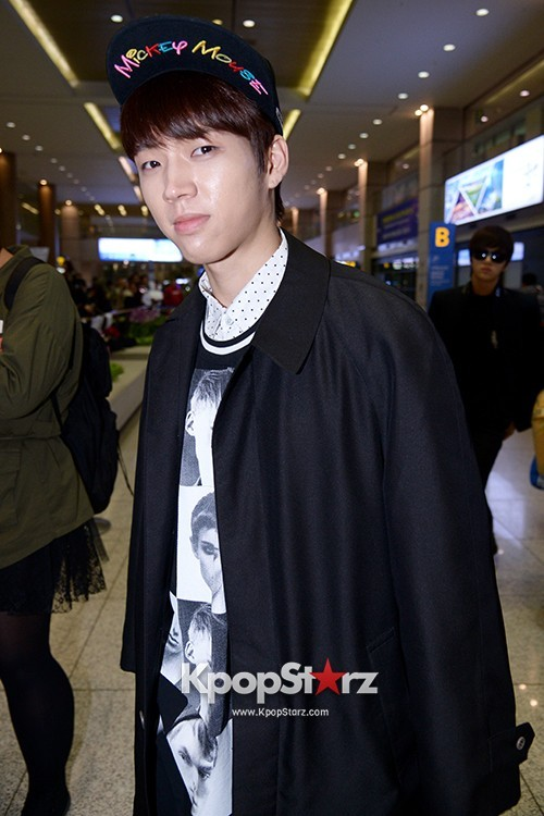INFINITE Airport - April 14, 2013 key=>7 count9