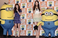 taeyeon seohyund voice acting despicable me 2