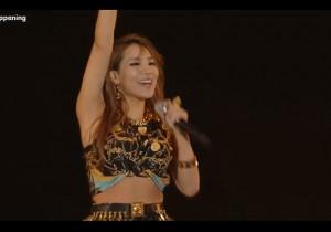 2NE1 Performs at Happening Concert in Seoul