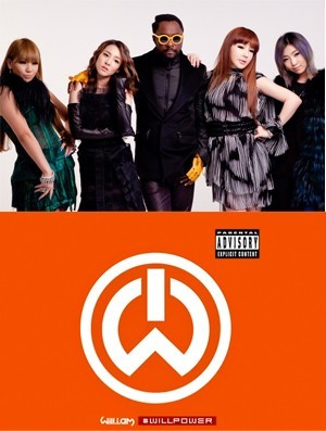 U.S. Hip-Hop Star wil.i.am Releases New Song, 'Gettin' Dumb' Featuring Girl Group 2NE1