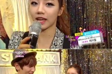 Girls' Day Hyeri Takes Microphone on 'Music Bank'