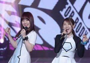 15& Park Jimin, Baek Yerin Music Core 'Somebody'