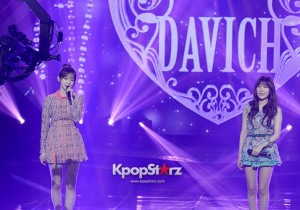 Davichi Performs 'Be Warmed' on