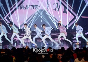 INFINITE Performs 'Man In Love' on