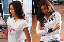 Uee Endorsement for a Clothing Brand