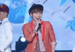 K.Will Performs 'Love Blossom' on