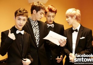 EXO-K The 13th Top Chinese Music Awards