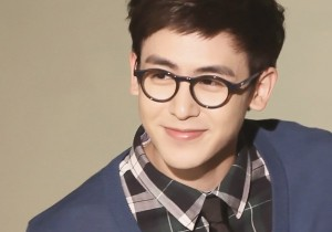 Nichkhun's Edwin Spring Season Collection