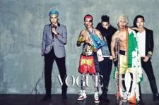 Big Bang Members Become Boxers!!