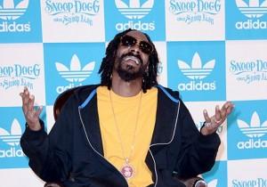 Snoop Dogg ADIDAS VISIT - May 5, 2013