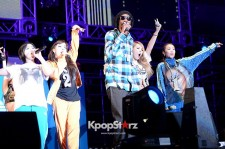 Unite all Originals Live with Snoop Dogg - 2NE1 May4, 2013