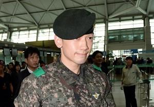 Rain(Jung Ji Hun) and Mighty Mouth's Sangchu - May 6, 2013