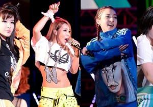 2NE1 Performs with Snoop Dogg at 'Unite all Originals Live with Snoop Dogg' Concert -May 4, 2013
